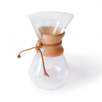 CHEMEX-Pour-Over-Coffee-Maker---8Cup